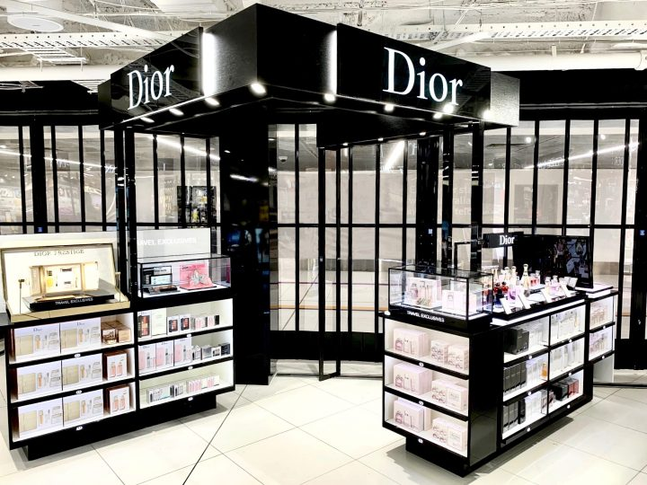 Dior - Dufry, Melbourne International Airport