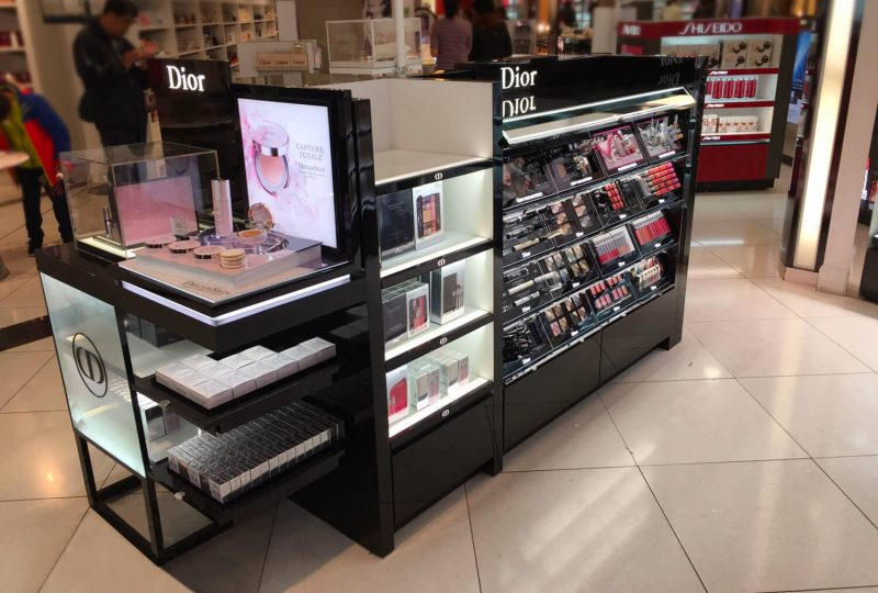 Dior Stand - Inset Group